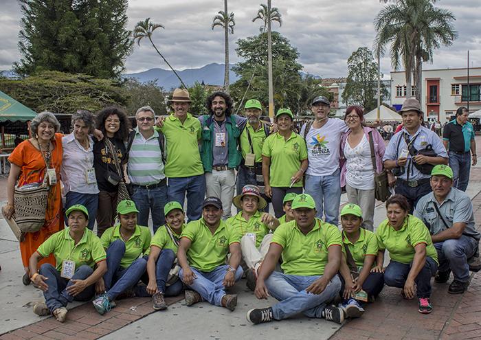 Gráfica alusiva a Red de Semillas Libres de Colombia