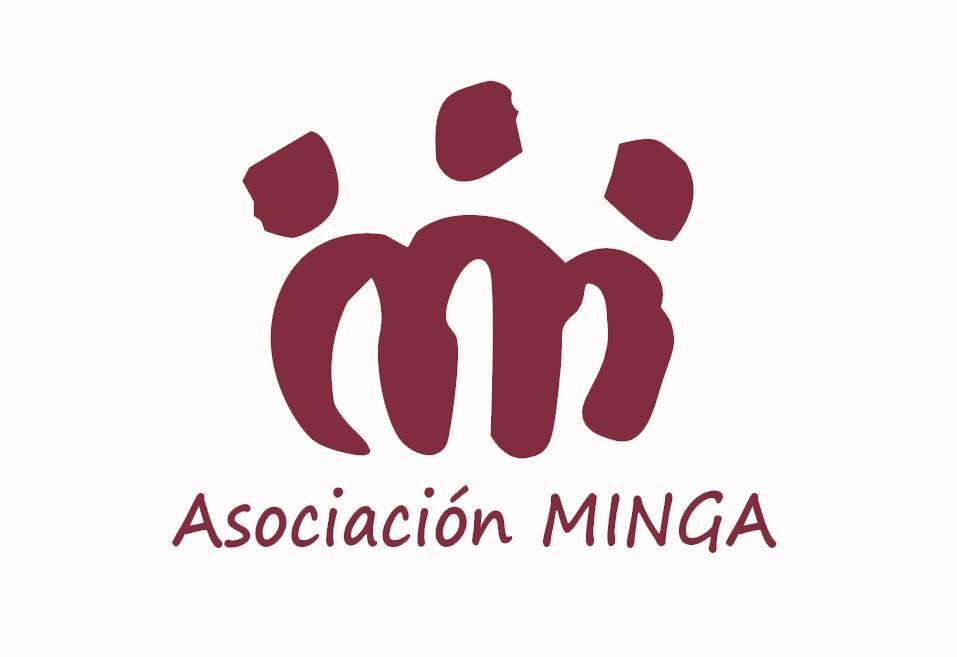 gráfica alusiva a Asociación Minga