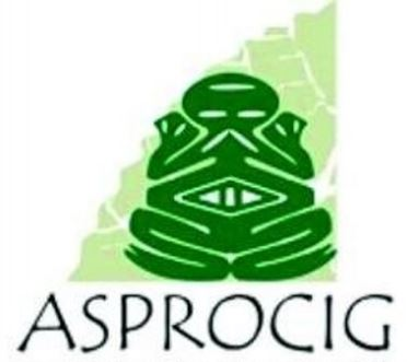 gráfica alusiva a Asprocig