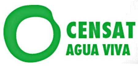 gráfica alusiva a Censat Agua Viva