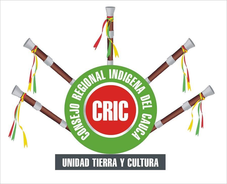 gráfica alusiva a CRIC Consejo Regional Indígena del Cauca