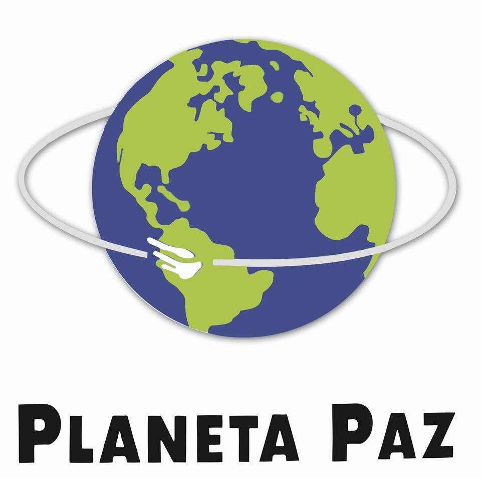 gráfica alusiva a Planeta Paz