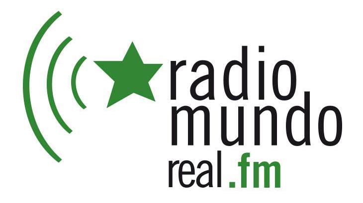 gráfica alusiva a Radio Mundo Real