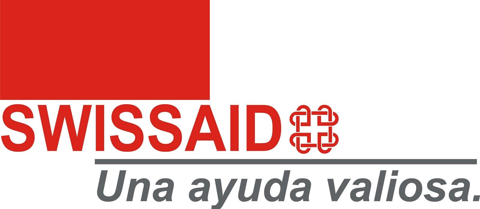 gráfica alusiva a Fundación Swissaid