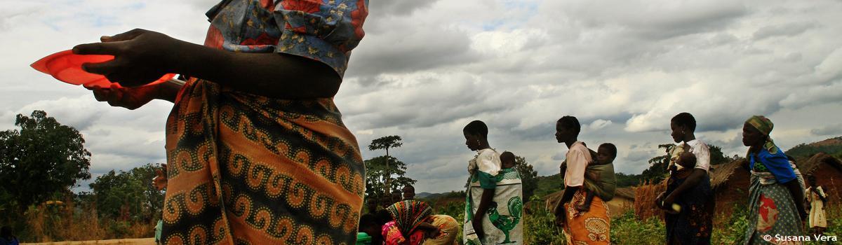 Grafica alusiva a Ayuda alimentaria en comunidades indígenas de Colombia