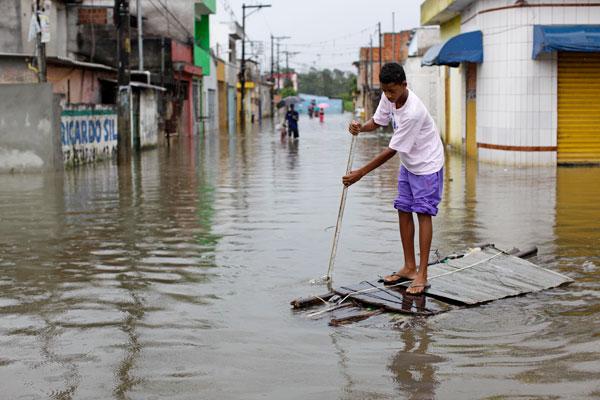 Grafica alusiva a Reflexión sobre la dinámica climática colombiana