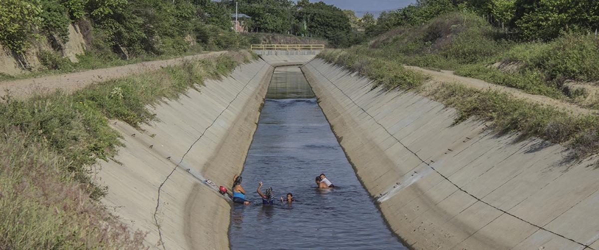 Grafica alusiva a Distrito de riego a gran escala Triángulo del Tolima. ¿Oportunidades para las comunidades o estrategias para el despojo de sus tierras y medios de vida?