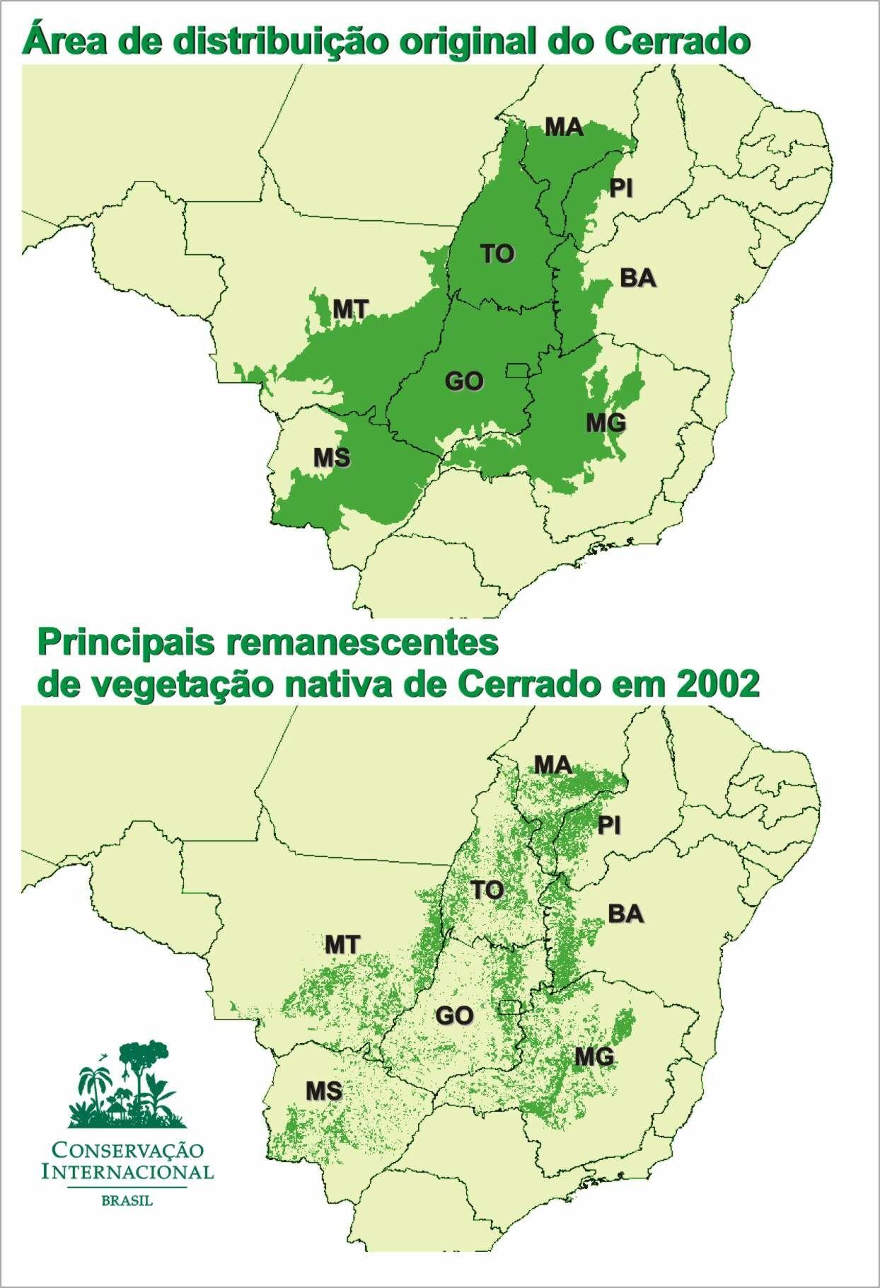 Grafica alusiva a De la euforia al desastre – el caso de los Cerrados en el Norte de Minas Gerais