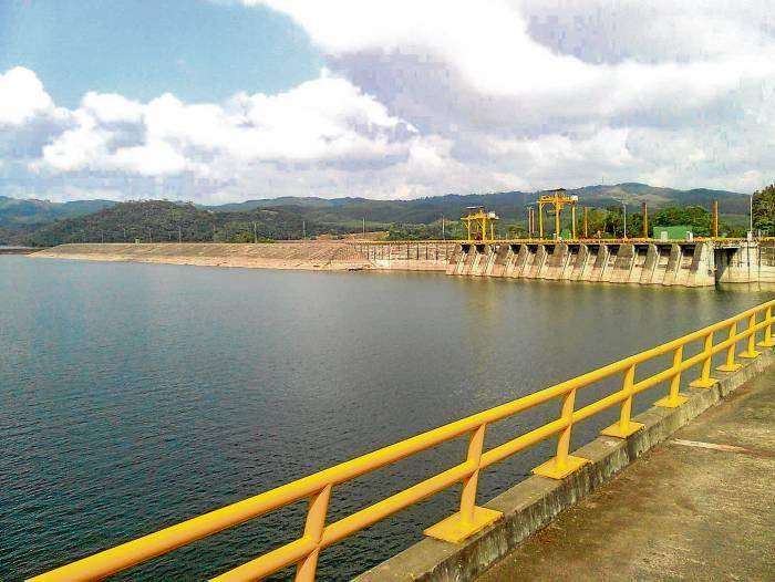 Grafica alusiva a La represa de Urrá y los Embera Katío del Alto Sinú: Una Historia de farsas y crímenes