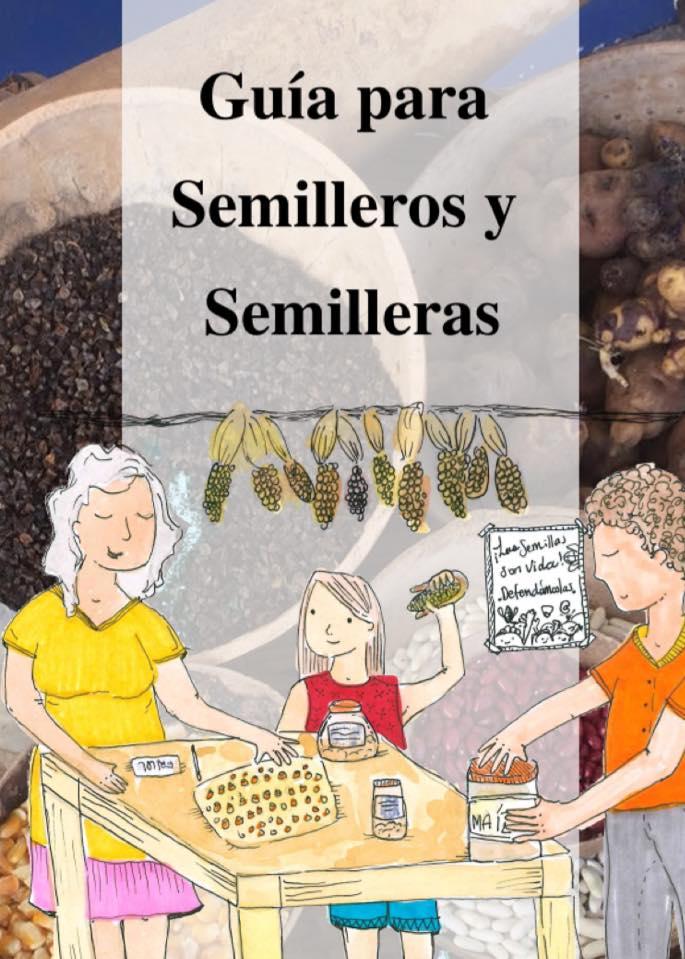 Gráfica alusiva a Guía para semilleros y semilleras