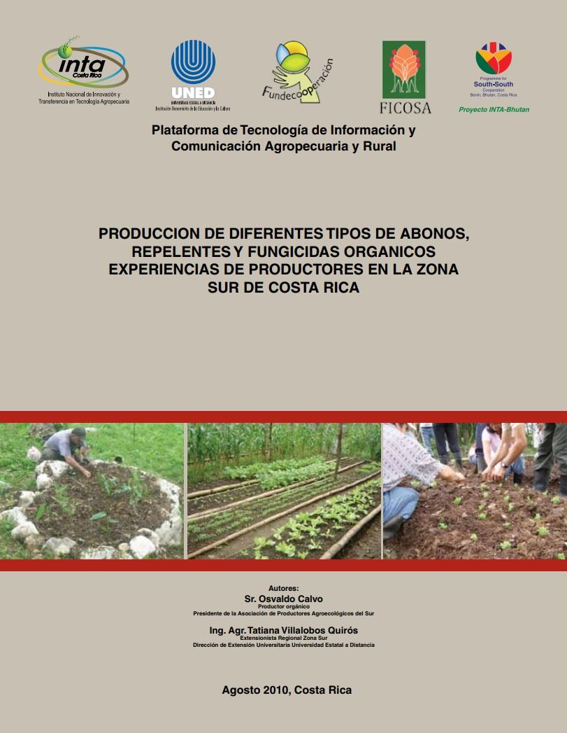 Gráfica alusiva a Elaboración de diferentes abonos, repelentes y fungicidas orgánicos