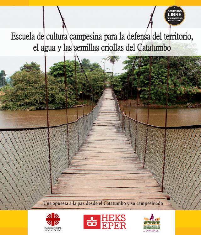 Imagen relacionada a Escuela de cultura campesina para la defensa del territorio, el agua y las semillas criollas del Catatumbo