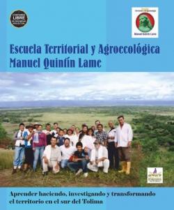 Grafica alusiva a Escuela Territorial y Agroeológica Manuel Quintín lame