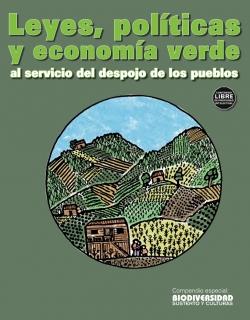 Grafica alusiva a Leyes, políticas y economía verde