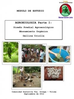 Grafica alusiva a Modulo de Agroecología