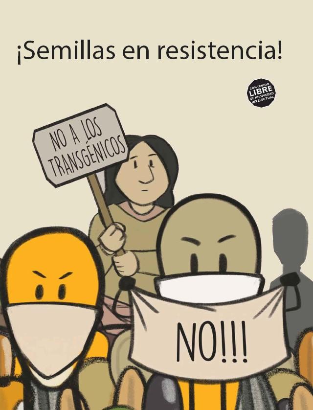 Gráfica alusiva a ¡Semillas en resistencia!