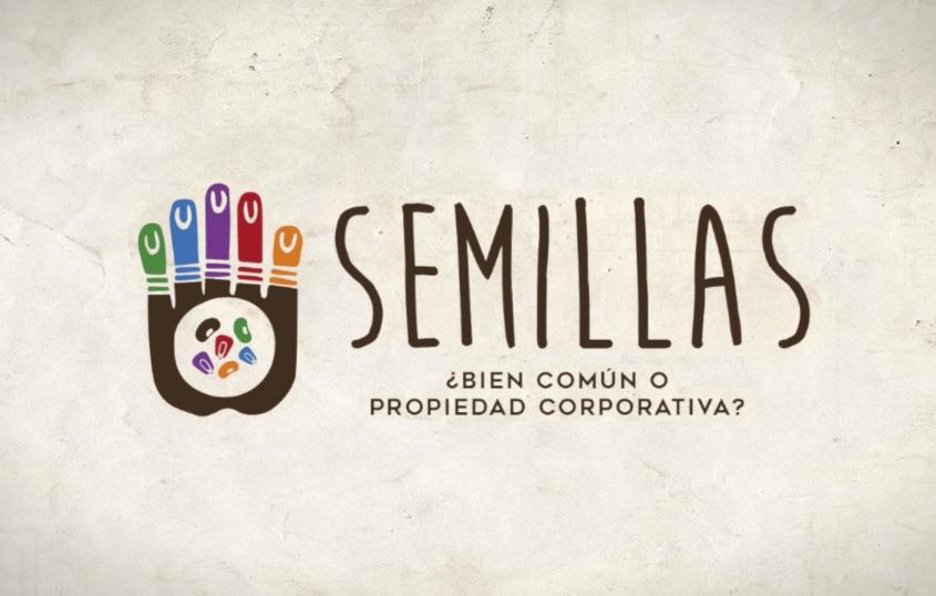 Grafica alusiva a Colectivo de Semillas de América Latina presenta: Semillas ¿Bien común o propiedad corporativa?